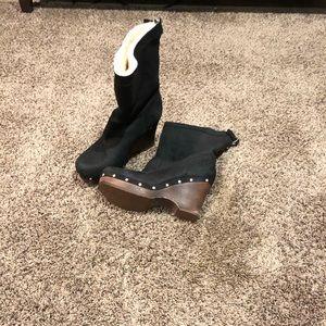 Nice calf height boot